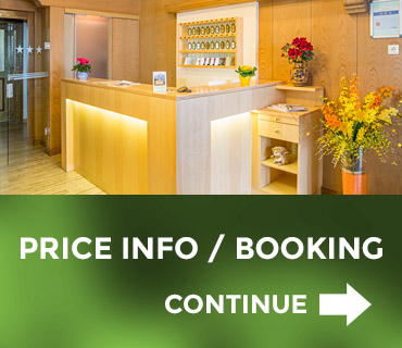 Check availability / prices - Online buchen